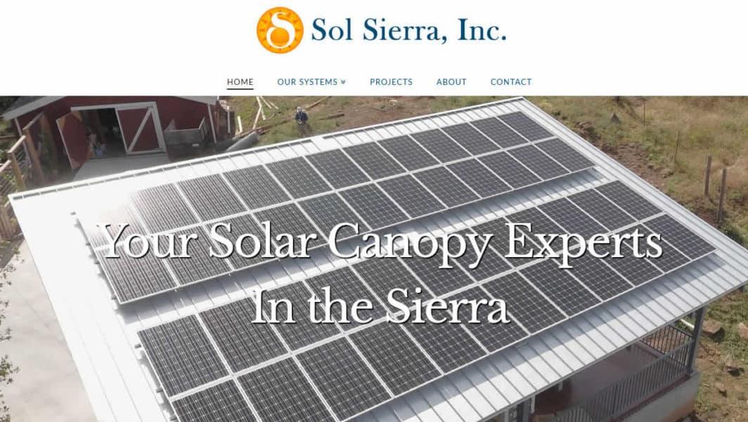 Sol Sierra Solar Systems